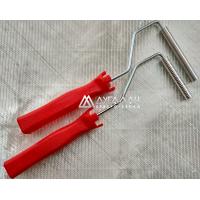Валик прикаточный - алюминиевый поперечный D12 мм*75 мм