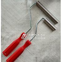 Валик прикаточный - алюминиевый поперечный D21 мм*75 мм