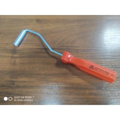 Валик прикаточный -  алюминиевый поперечный D15 мм*50 мм