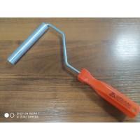 Валик прикаточный - алюминиевый поперечный D21 мм*125 мм